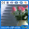 Super Clear Stained Shower Screen Pattern Glass