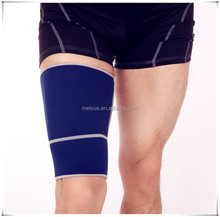 Outdoor Sports Pain-relieve Medical Neoprene Nylon Thigh Sleeve