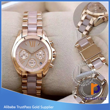 New Product wrist Vogue Watch women,quartz Stainless Steel back Current mkk watch