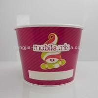 32oz frozen yogurt paper cup
