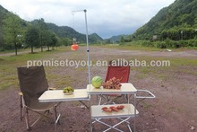 foldable multifunctional camping BBQ table PCT-342
