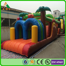 Beautiful best selling products flatable obstacle course races,inflatable obstacle course giant cheap adult