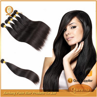 Alibaba China Wholesale Brazilian Hair Extension 7A Brazilian Hair Bundles Straight Brazilian Human Hair Sew In Weave