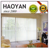 office and home decorative vertical blind fabric
