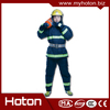 New design kevlar blending nomex firefighting fireman clothes with high quality