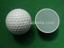 Professional Customized Two Piece golf Range Ball