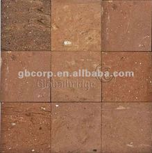 Red wall tile, decorative brick wall tile,construction material (TRS02)