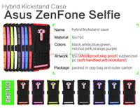 wholesale hybrid water defender case for Asus zenfone selfie