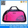 Customized fashion water proof sport duffel travel bag with Handel for women