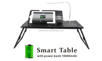 Idea Gift Portable Smart Table with 10000mAh power bank