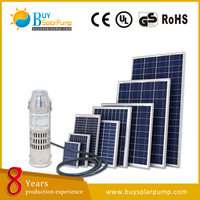 Best price Stainless Steel solar powered water pumps for drip irrigation /hot sell solar pumps