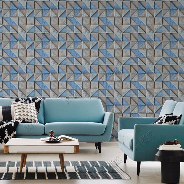 pas cher prix belle moderne d coration murale de style islamique papier peint 3d papier peint. Black Bedroom Furniture Sets. Home Design Ideas