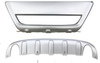 XC60 Skid plates, front and rear skid plates for XC60, car body kits