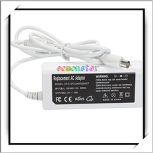 """Laptop AC Adapter for Apple G4 PowerBook 15"""" 17"""" (24V 2.65A 65W 2.5mm*7.5mm) White"""