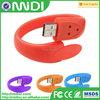 Hot sale promotional,custom,brand usb flash drive printing logo service with bracelet design 64GB