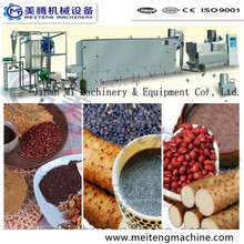 1.stainless steel Nutrition Rice Powder processing line/machinery