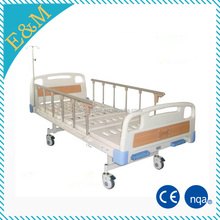 EMB -3 Manual bed with two functions folding bed with wooden slats day bed with trundle