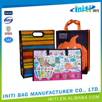 New products 2015 europe standard cheap brand shopping bags