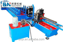 Metal Shelf Pillar Roll Forming Machine
