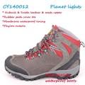 Moda à prova de água caminhadas sapatos para homens barato botas de caminhada