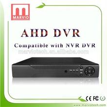 [Marvio AHD DVR] cctv ahd 4ch h 264 dvr manual dvr net digital video recorder factory directly