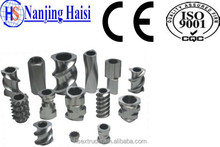 Haisi Small Screw Barrel For Extruder Machine