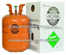 r404a gas refrigerant CE/DOT/SGS