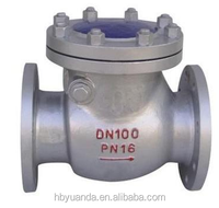 Russian standard cast steel check valve