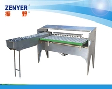low price egg separator machine weight sorting machine