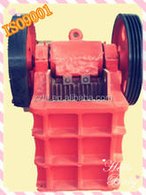 Tongda small / large jaw crushing equipment / used small jaw crusher for sale