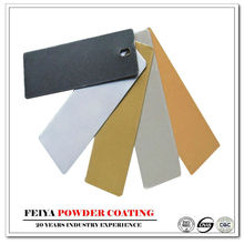 RAL metallic paint metal powder coating