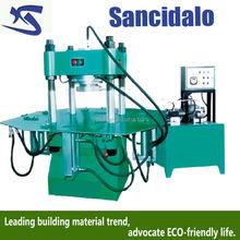 DY-150T stone dust block making machine sancidalo brick machine