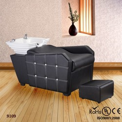 wholesale hair salon products/portable hair washing/salon styling chairs(9109)