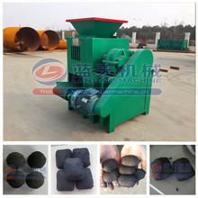Four-roller pillow shaped coal charcoal briquettes ball briquette making machine