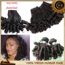 Peruvian human hair sexy aunty funmi hair 100% raw unprocessed virgin peruvian hair