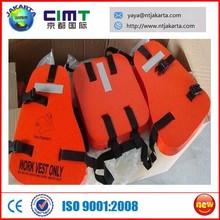 work life vest foam /PVC life jacke/Life preserver