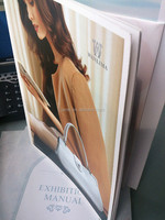 china cheap thick hardcover books printing