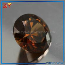 gems stone coffee/loose stone zirconia/synthetic diamond charm