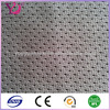100% Polyester heavy duty polyester netting mesh textile fabric for shoe material