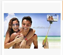2015 Hot Selling Factory Supply Bluetooth Selfie Stick Monopod And Foldable Clamp