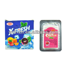 Pop snacks twisted marshmallow stick assorted flavor fresh strips