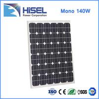 Hisel TOP quality 100W 150W 200W 250W 300W Poly Mono solar panel