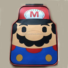Jack captain cartoon fashional auto floor mat