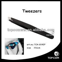 slanted personalized tweezers