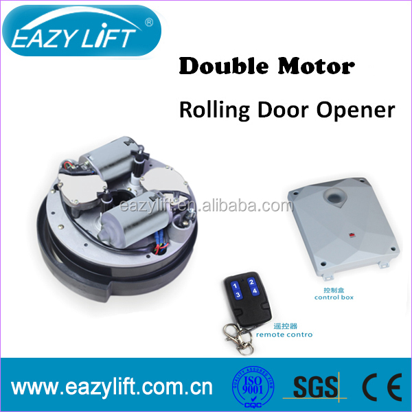 Manufactured In Shenzhen Automatic Rolling Shutter Rolling