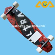 Best Selling Complete Canadian maple Longboards Skateboard