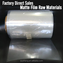 Manufacturer supply Anti Glare Screen Guard Roll for Mobile Phone Screen Protective Matte Film Saver Raw Material