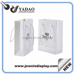 High Quality Printed Packing Paper Shopping Bag Paper Bag Wholesale Raw Material of Paper Bag