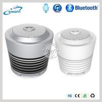 Fashion creative bluetooth speaker stereo music mp3 player