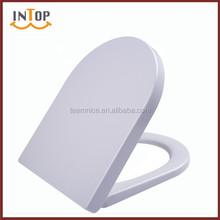 U Shape Soft Close Toilet Seats Plastic Toilet Seats